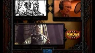 Warcraft 3 Cinematic Story Boards