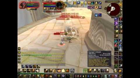 How to Solo Vortex Pinnacle as a protection Paladin part 1