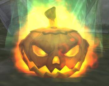 Pulsing Pumpkin