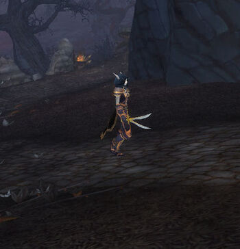 Veteran Dark Ranger