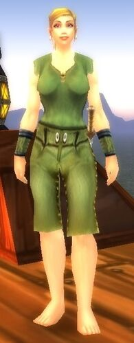 Sailor Fairfolk
