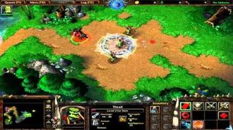 Warcraft III Reign of Chaos Chasing Vision-1