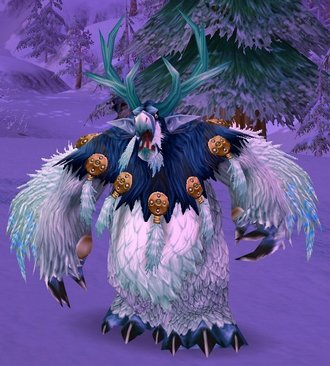 Crazed Owlbeast