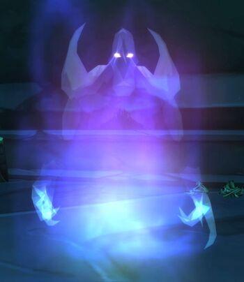 Ethereal Wraith