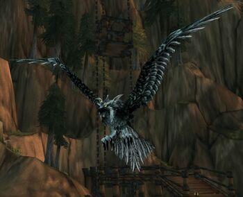 Fjord Crow