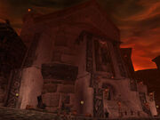 The Scarlet Bastion