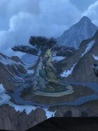 Peak of Serenity Serpent statue S screenshot