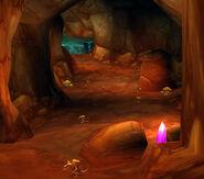 Boulderslide Cavern Inside