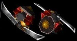Pandaren Blades Martial Art