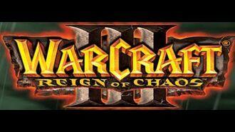 Warcraft 3- ROC – Interlude- Jaina's Meeting - Human Campaign