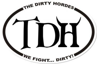 TDH bumper sticker