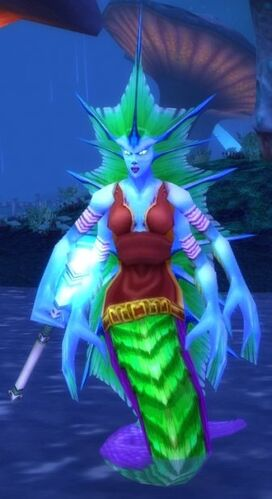 Bloodscale Enchantress