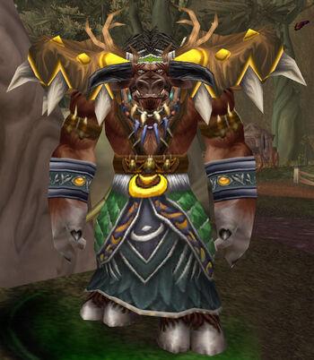 Tree Warden Chawn