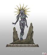 Statue of Elune