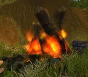 First Burning Blade Pyre