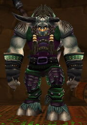 Sergeant Thunderhorn