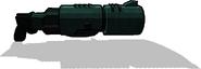 Bazooka placed