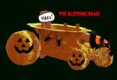 The Bleeding Beak
