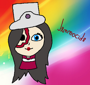 Chibi Jennocide (with wallpaper)