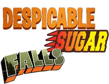 Despicable Sugar Falls Logo