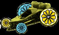 Blupmon's Kart.