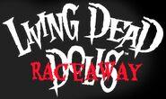 Living Dead Dolls Logo white