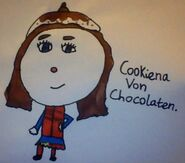 Cookiena Von Chocolaten. - Request