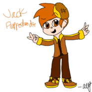 Art trade jack flapperdoodle by ami670-d6dc1c4