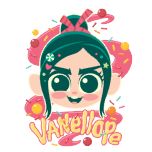 File:Vanellope Poster 3.png