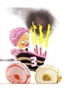 OMG baby candle