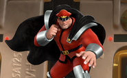 M. Bison in Wreck-It Ralph
