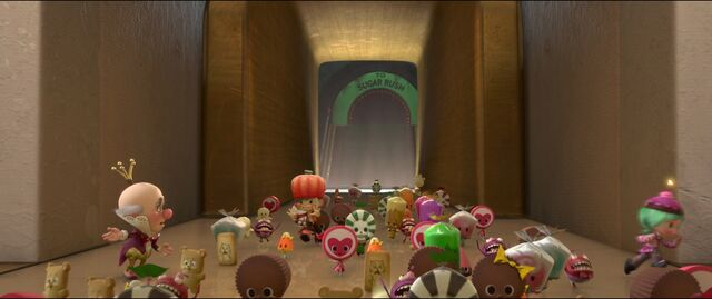 File:King Candy and Sugar Rush citizens fleeing.jpg