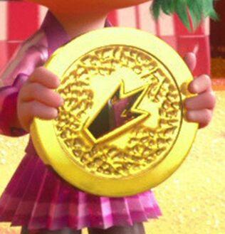 W-IR; Sugar Rush Coin