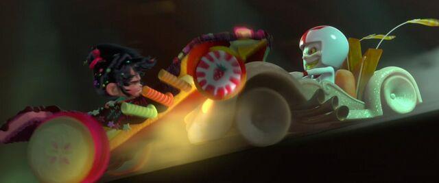 File:Turbo ramming Vanellope's car.jpg
