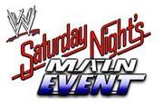 WWE Saturday Nights Main Event