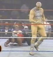 Goldust Raw Debut