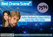 WRIXAS Winter 14 Best Drama Scene winner