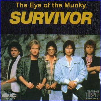 Eye of the munky