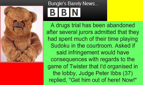 Bungle court
