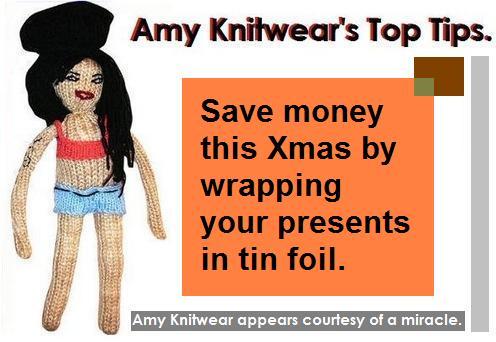 Amy knitwears xmas