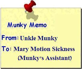 Munky mem to mary