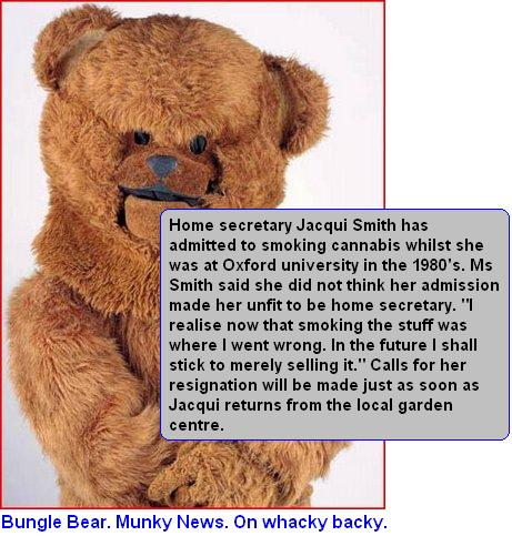 Bungle home sec