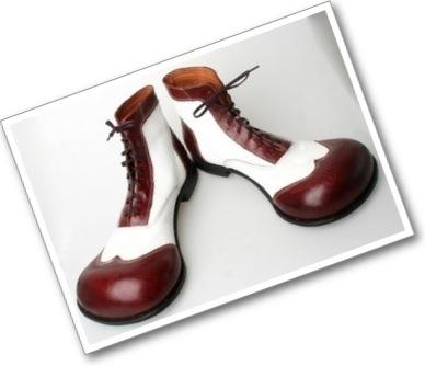Clowns feet
