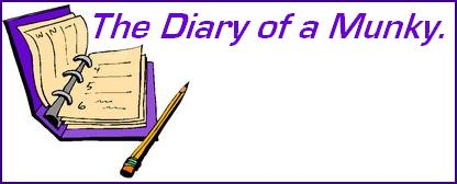 The diary of munky