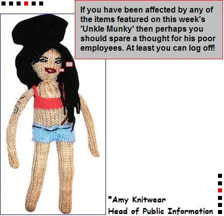 Amy log off
