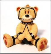 Bondage bear