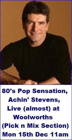 Achin stevens