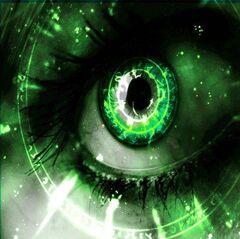 Green eyes 9