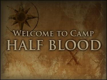 Camp half blood banner