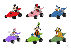 DisneyKart1